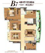 12#、13#楼B7户型