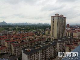 柳西新城项目实景