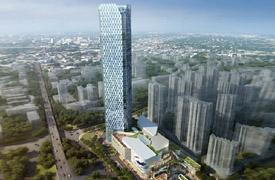 柳北区/保利国际中心/均价:写字楼即将上市