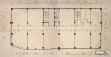 4-21层标准层平面图