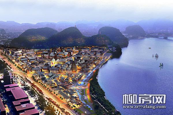 河东区/窑埠TOWN/均价:1.5-15万/平米