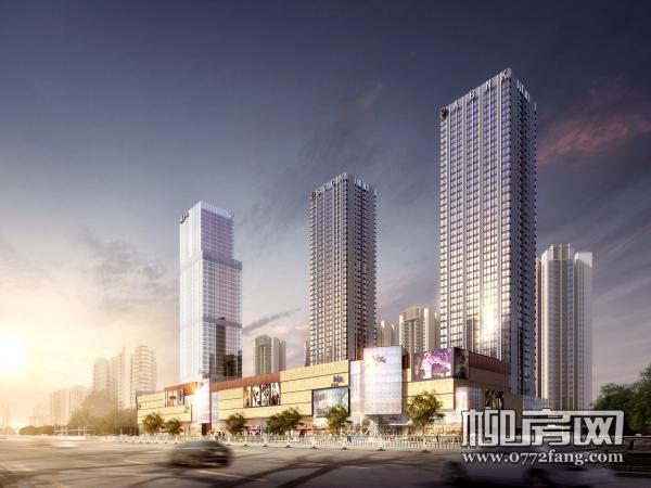 河东区/柳州华润中心/均价:暂无
