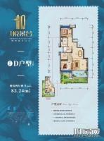 5#6#楼D户型(1层)