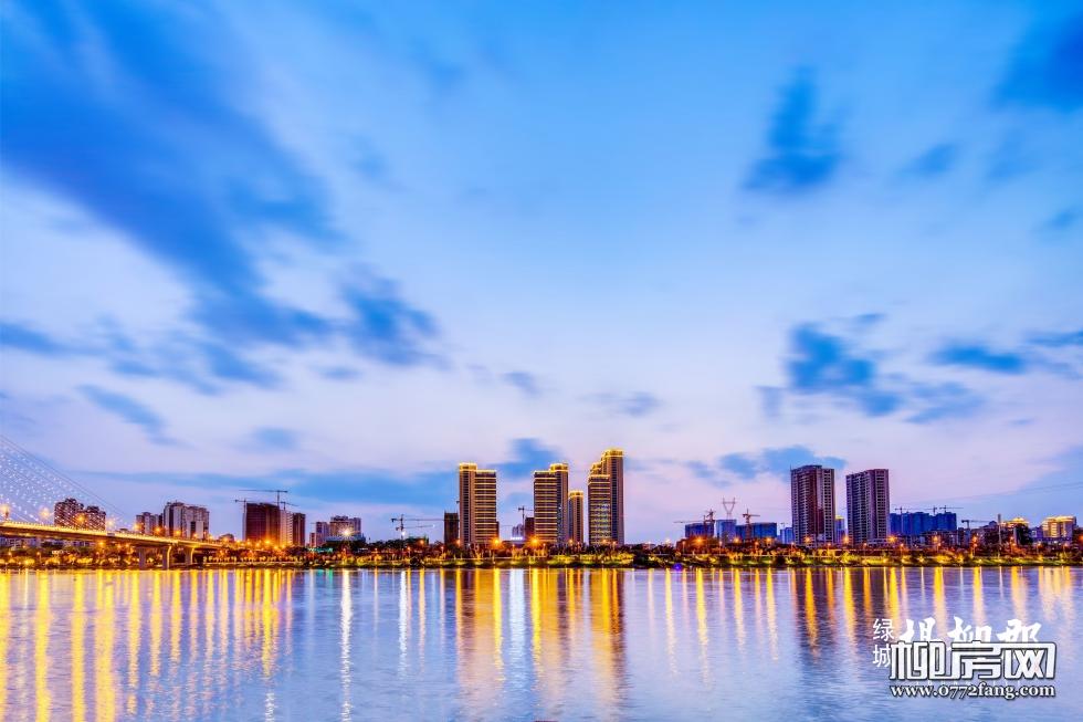 导购|柳州入围中国房地产吸引力百强榜 上榜实力在哪