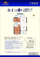 3-1#03户型81
