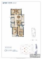 紫荆苑5#楼C9户型