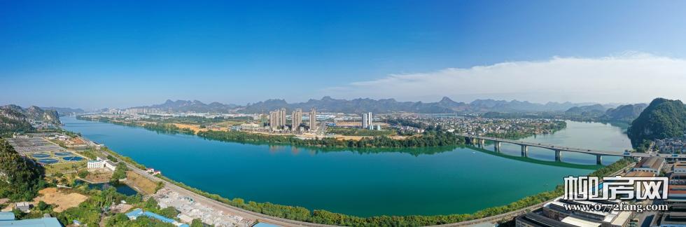 4.486亿底价成交阳和江景地块 碧桂园落子柳州第15城