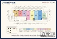 29#楼商业平面图
