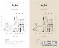 6#楼18#楼A-2a户型
