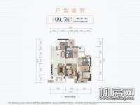 10#楼03户型