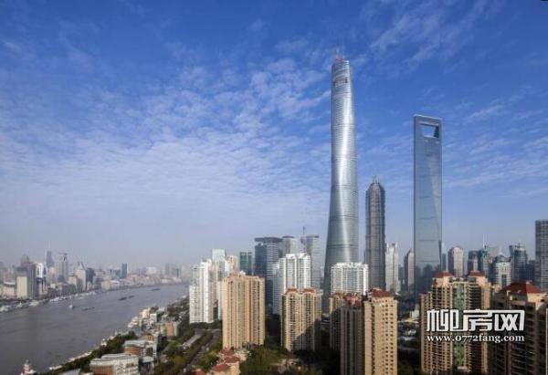 最美的中国十大建筑 每一个都是神一般的存在!
