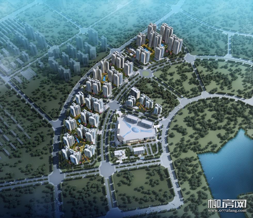彰泰江与城