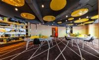 「地王国际财富中心」60-2000㎡写字楼 最高12个月免租期