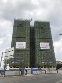 「中房柳铁新城」11月工进:13#楼主体建至25层