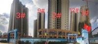 「祥源·兴云名坊」11月工进:1#楼外架落至11层 粉刷外墙