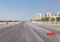 南一路预计2021年元旦前完工正式通车
