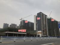 「兴佳城」1月工进:9#楼封顶 19#洋房建至7层 商墅动工