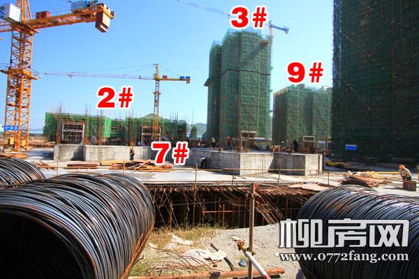 201210工程进度