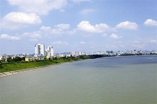 """柳化将买房柳州""""退城进园""""搬出的往这边看了身处桂景湾大生活高层哪个贵别墅洋房图片"""