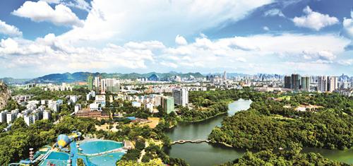 柳州市道路规划图-柳州北片680平方公里将建生态新区 重点发展第三产业