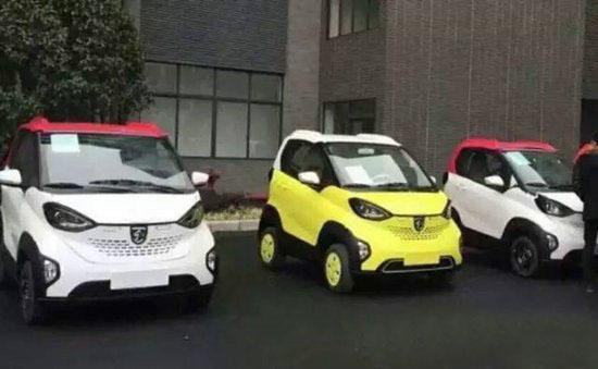 宝骏E100电动车-柳州将建一批充电桩 买电动汽车的车主不用慌了高清图片