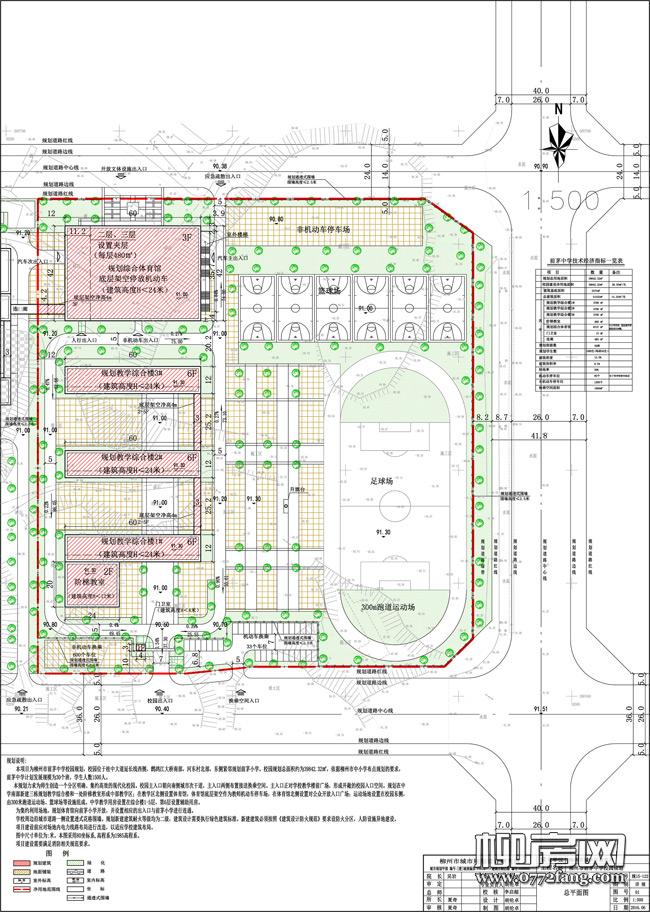 柳州市规模中、小学规划图公示v规模思维均为下册四小学前茅年级广角数学导图图片