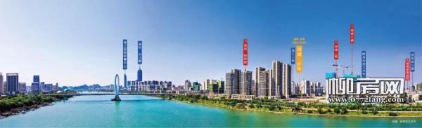 """""""网红桥""""畔江景、教育、户型三大Pro加持"""