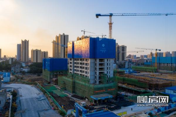 紫荆苑1#楼建至3层 2#楼建至8层