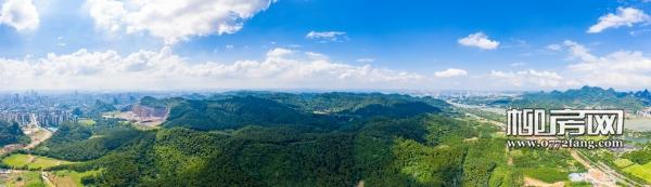 在莲花山畔聆听自然的呼唤 柳州这座山水秘境即将登场