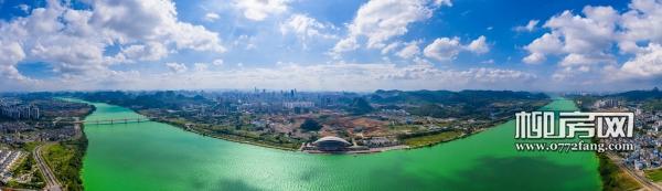 柳州湾区住区新时代即将来临 超值瞰江小户还得看它!