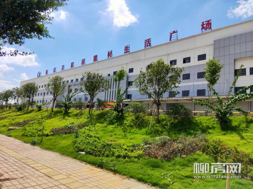 柳州红卫仓改造项目用地挂牌 首期出让约42亩地