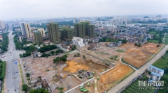 白沙村改造项目如期推进 昔日村庄将变高楼大厦