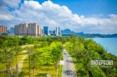 美图欣赏|柳东新区滨江生态湿地公园