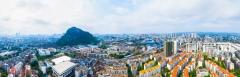 从南到北!在120米高空视角看柳南区是种什么体验?