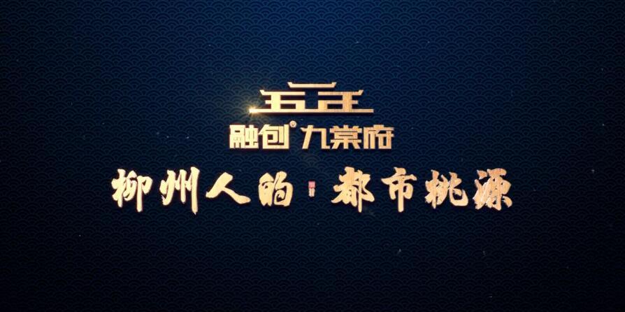 融创·九棠府宣传片