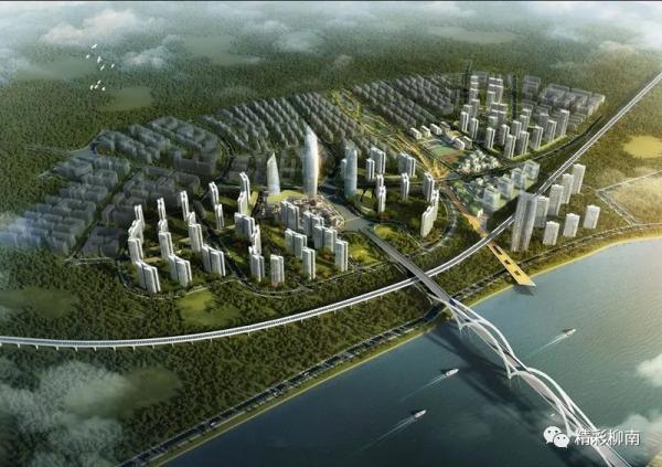 柳州磨滩片区改造项目