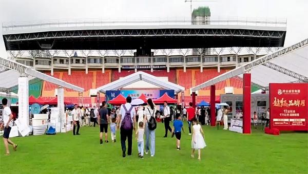 2021年柳州住宅产业博览会隆重开幕